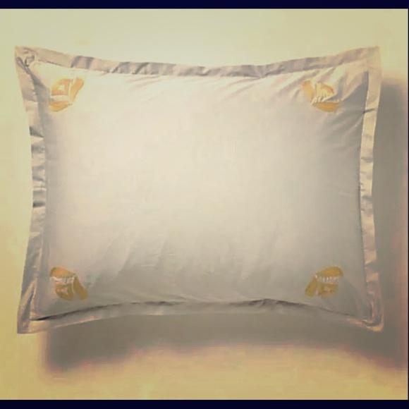 Anthropologie Other - Anthropologie, safia pillow standard shams